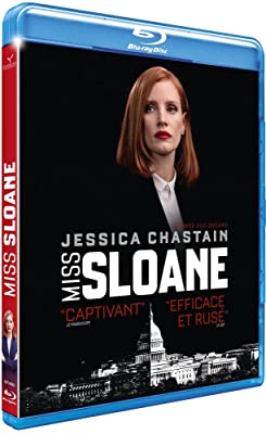 Miss Sloane BLURAY 1080p TRUEFRENCH