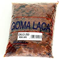 Promade - Goma Laca LEMON en escamas Promade