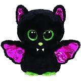 Ty Beanie Boo 41200 Igor Bat 15 cm Glitter Eyes with Glitter Wings and Ear Caps