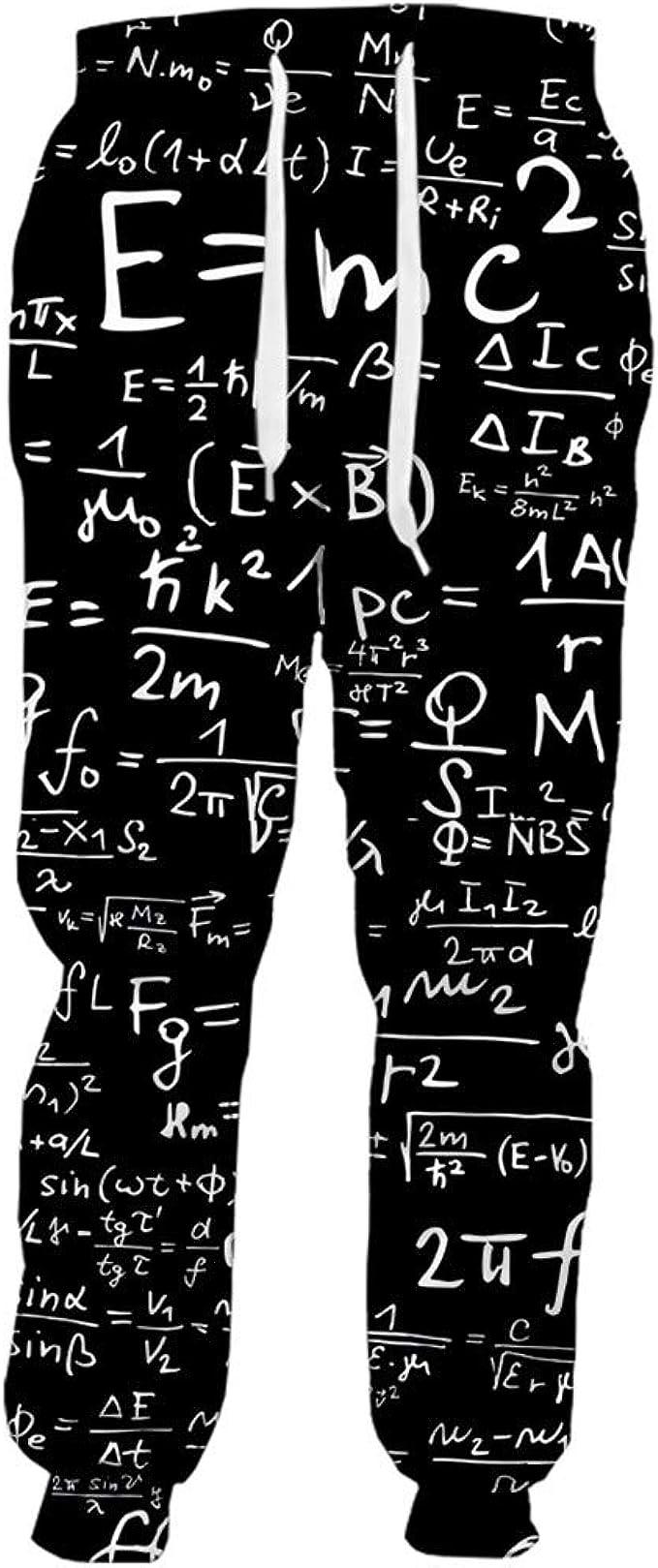 SETHKLEW - Pantalones de chándal para Hombre y Mujer, diseño ...
