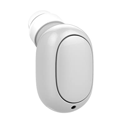 hangang Mini auriculares Bluetooth auriculares inalámbricos auriculares auricular en miniatura Smalle inalámbrico Bluetooth coche auriculares in