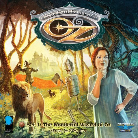 Card Game of Oz ()