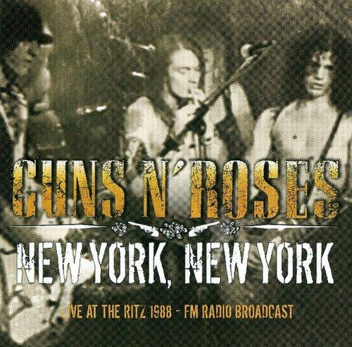 GUNS ROSES NEW YORK
