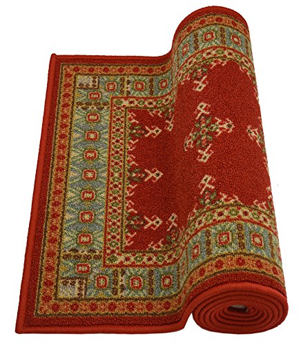 Traditional Kilim Design Runner Rug For Kitchen Hallway