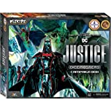 WizKids DC Comics Dice Masters: Justice Campaign Box