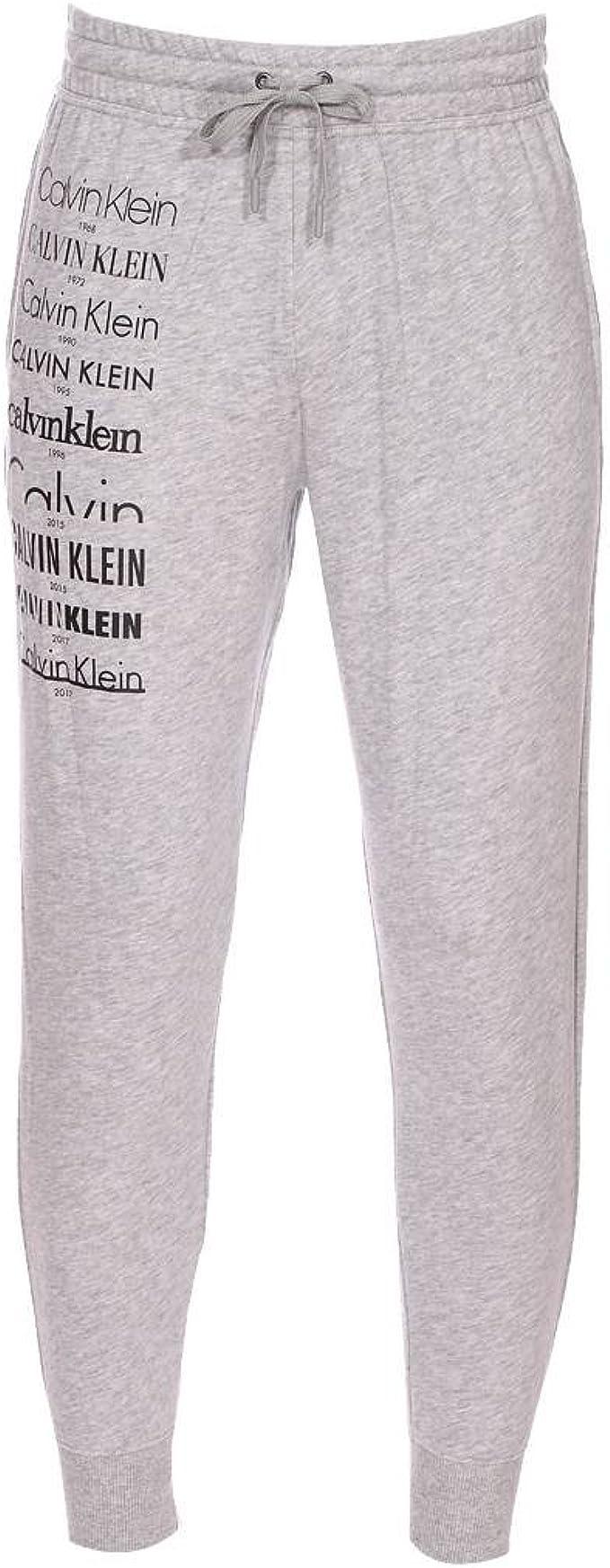 Calvin Klein - Pantalón de pijama - para hombre gris X-Large ...