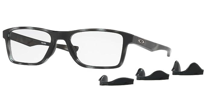 61f27e89bc OAKLEY OX8108 - 810804 FIN BOX Eyeglasses 55mm at Amazon Men s ...