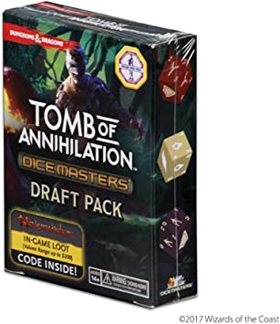 DUNGEONS & DRAGONS DICE MASTERS: TOMB OF ANNIHILATION - Single Pack: Amazon.es: Juguetes y juegos