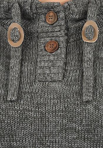 Dark Dark Dark 100 Cappuccio da Desires Inverno Inverno Inverno Inverno Grossa Maglione 2890 Cotone in Pullover con Maglieria Philaria Maglia Donna Grey in qBwZ6R
