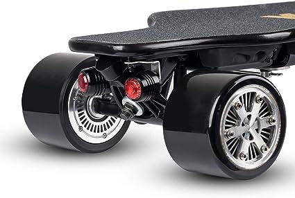 Electric Skateboards Longboards KooWheel Safe Lights Headlights and Taillights