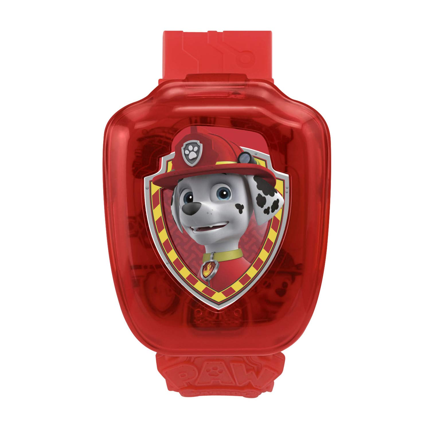 VTech PAW Patrol Marshall Learning Watch, Red by VTech (Image #2)