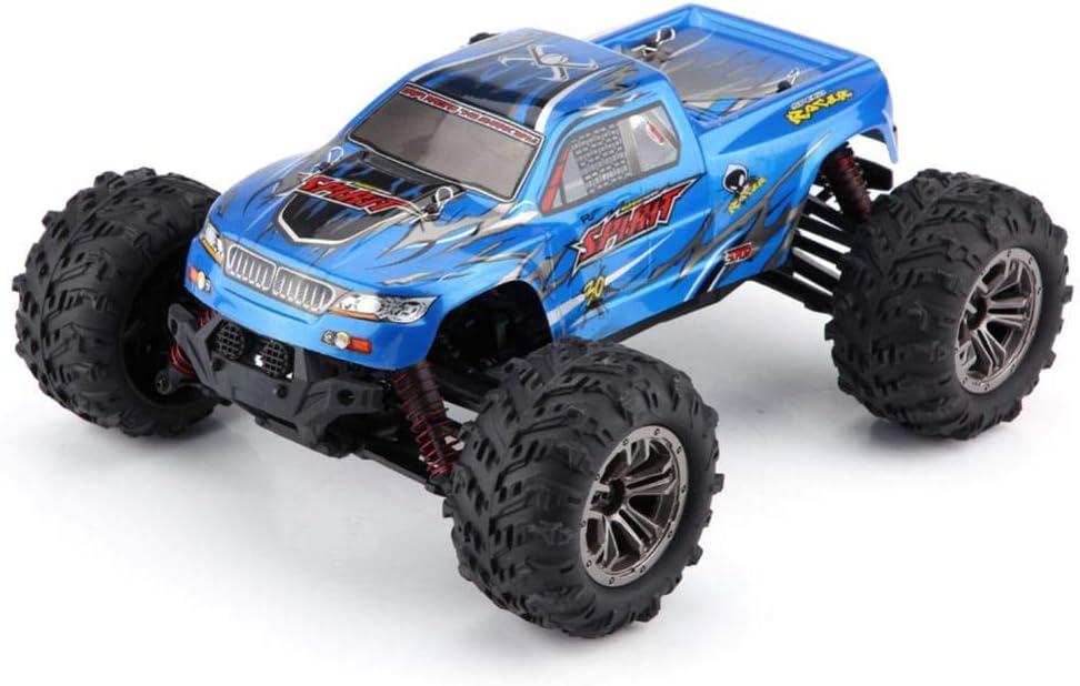 Bleu RC 4 Roues motrices Voiture 1:16 t/él/écommande mod/èle 36 km//h Camion Jouet v/éhicule RC Jouet v/éhicule