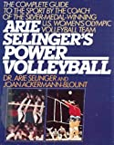 img - for Arie Selinger's Power Volleyball book / textbook / text book
