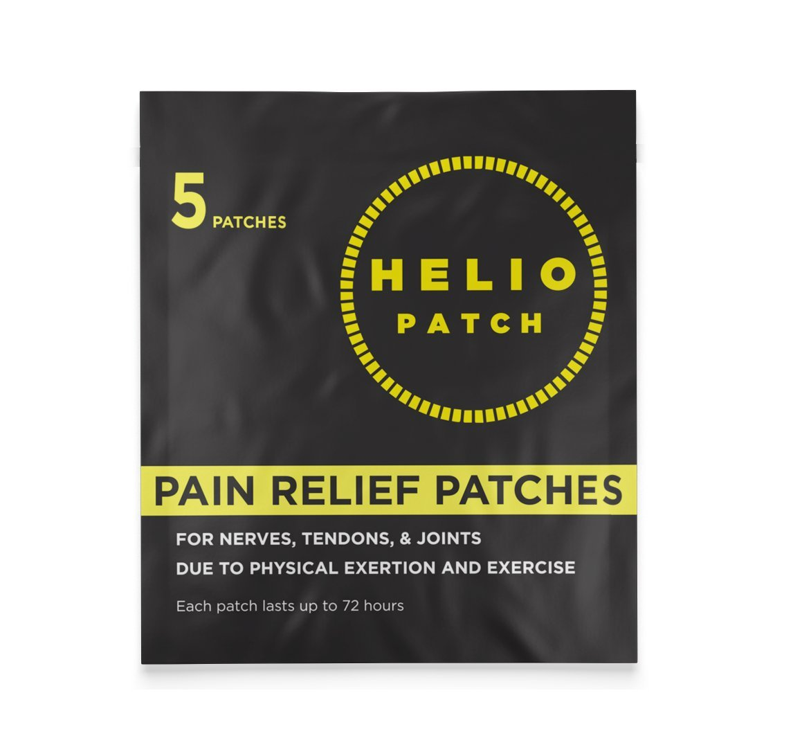 Heliopatch - Post Operative and injury pain relief recovery patch by Heliopatch