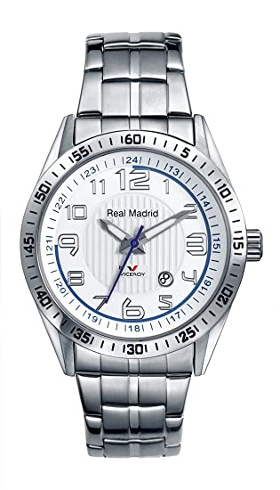 Reloj Viceroy Real Madrid 432832-05 Chico Blanco