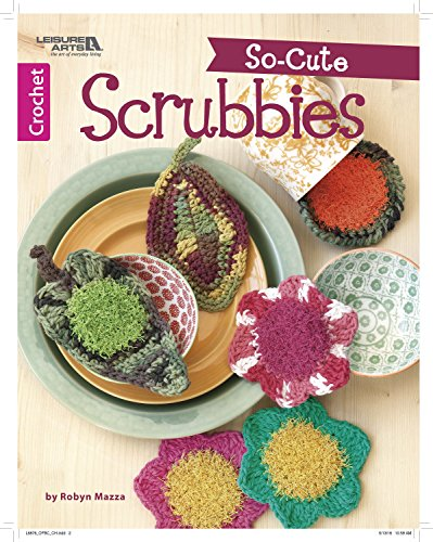 So-Cute Scrubbies: Crochet ()