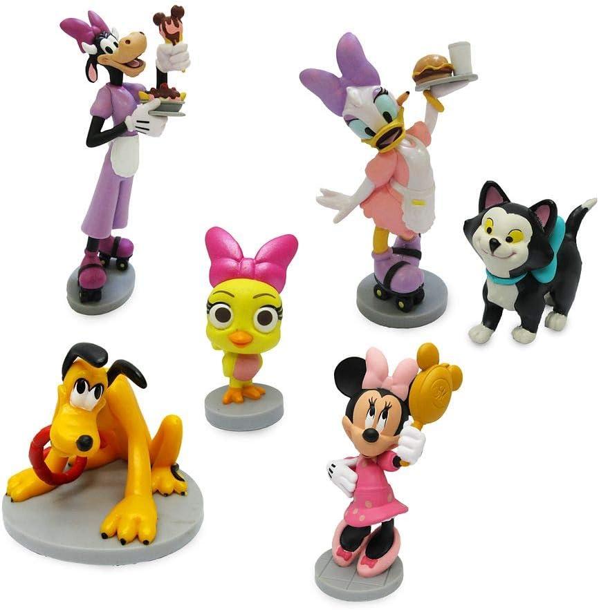 Disney Minnie Mouse Figurine Play Set