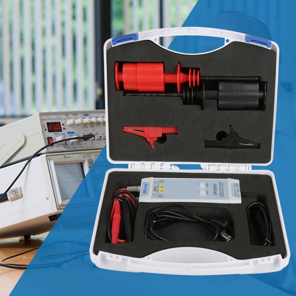 1 set DP20003 Osciloscopio 5600V 100M Alta Voltaje Kit de Sonda Diferencial