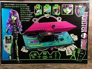Crea tu Monster High con tatuajes!!!: Amazon.es: Juguetes y juegos