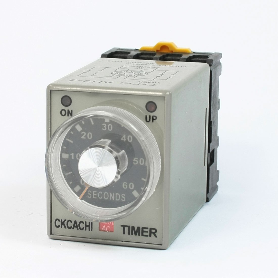 Socket Uxcell a13081500ux0414 UXCE9 Uxcell Time Relay