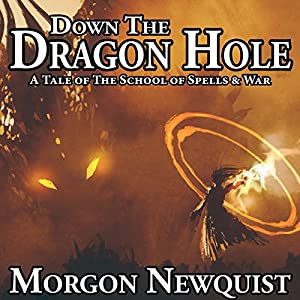 Down the Dragon Hole Audiobook