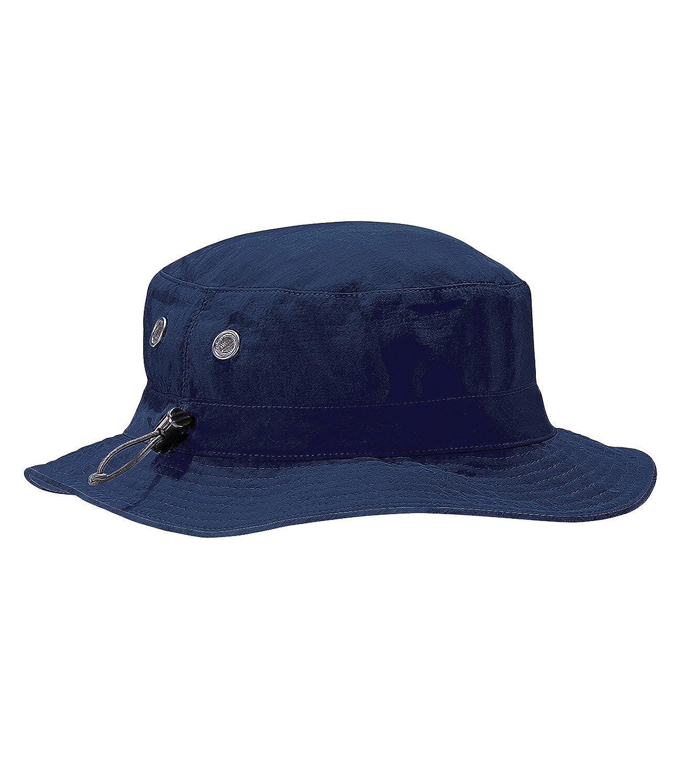 eccc1aa3ea8 Amazon.com  Beechfield Cargo Bucket Hat French Navy ONE  Clothing