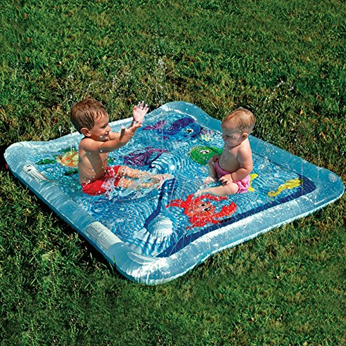 Baby Wading Pool Kiddie Squirt - Baby Wading Pool