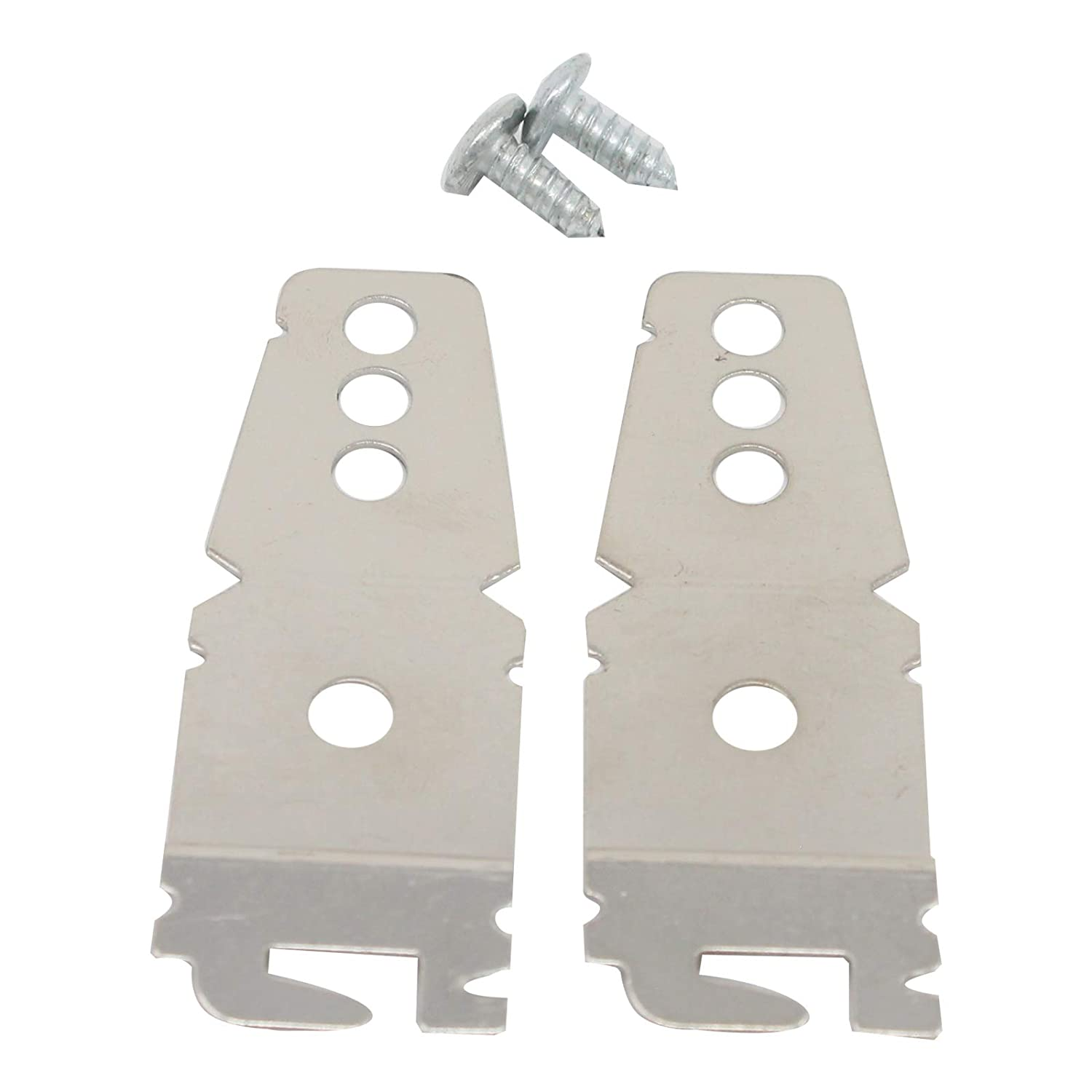 Compatible with WP8269145 Mounting Bracket 8269145 Undercounter Dishwasher Mounting Bracket Replacement for Maytag MDBH949PAW4 Dishwasher UpStart Components Brand