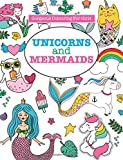 Gorgeous Colouring for Girls - Unicorns and Mermaids (Gorgeous Colouring Books for Girls)