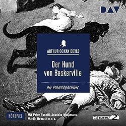 Der Hund von Baskerville (Die Sherlock Holmes-Monographien - Hörspiel 3)