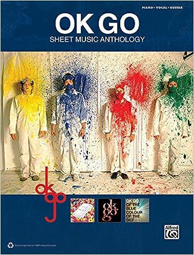 Amazon com: OK Go - Sheet Music Anthology: Piano/ Vocal
