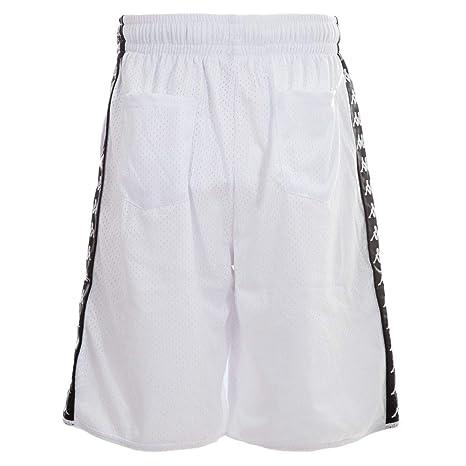Kappa Luxury Fashion Homme 304IEN0904 Blanc Shorts