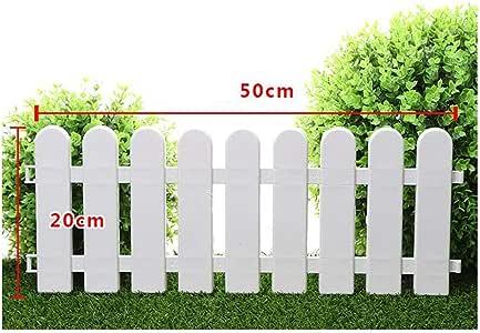 JIANFEI-Valla de jardín Vallas De Madera Jardin PVC Impermeable ...