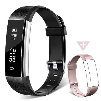 Homogo - Reloj con monitor de actividad física, H2, reloj con monitor de actividad