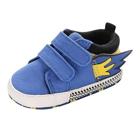 e6b5a3bdfc455 Amazon.com: Baby Shoes, Lucoo Baby Girls Boys Cartoon Shoes First ...