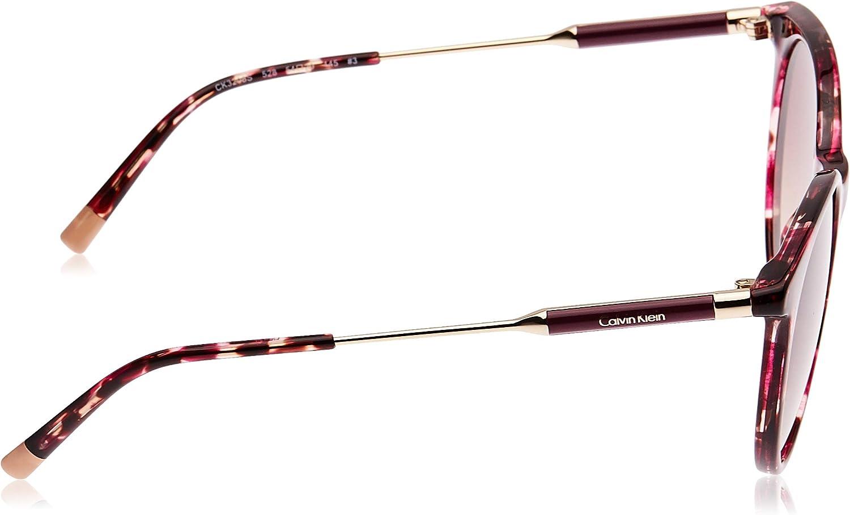 Calvin Klein Sonnenbrille (CK3208S) Violet (Purple Havana)