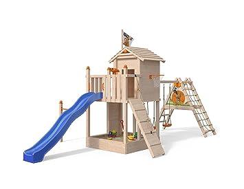 Klettergerüst Isidor : Spielturm giraffico von isidor mit aufstiegsauswahl leiter rampe