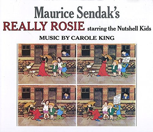 Maurice Sendak's Really Rosie Starring the Nutshell Kids by Harper Collins
