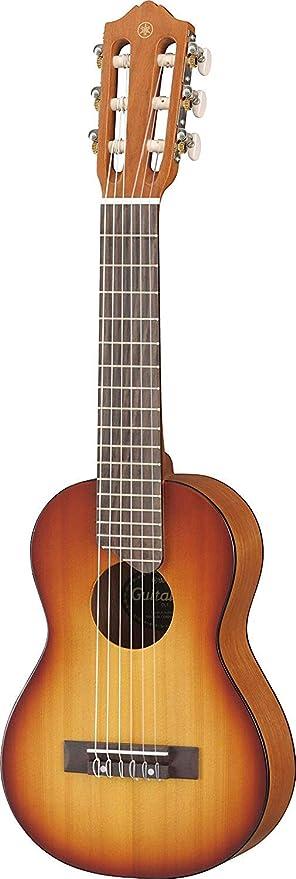 Yamaha GL1 Guitalele color marron