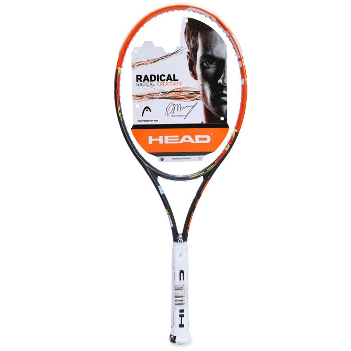 Head Graphene Radical MP Tennis Racquet (4 1/2)