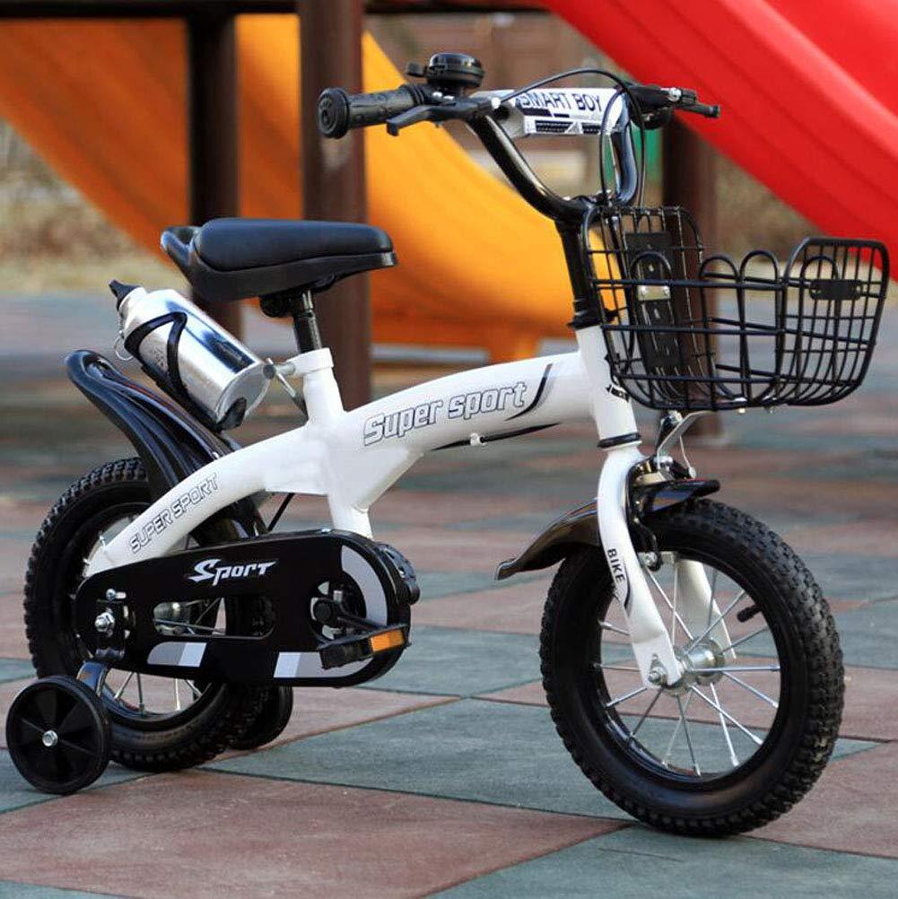 BICYCLE AB Bicicletta da bambino per bici da bambino Bicicletta da bambino per bicicletta, Bicicletta da freestyle per ragazza con stabilizzatori, Bicicletta da allenamento Ruote bici da bambino Regal