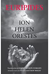 Ion, Helen, Orestes Paperback