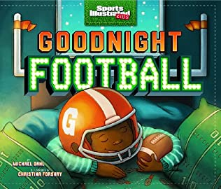 book cover of Goodnight Football
