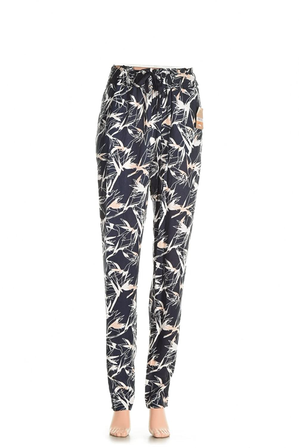 Rachel Rachel Roy Womens Crepe Printed Casual Pants