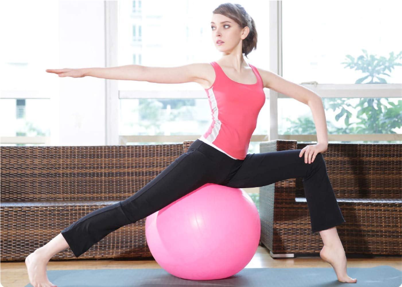 Amazon.com: AINAAN Premium - Pelota de yoga extra gruesa ...