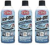 CRC 125-05346-3 WindshieldSpray, 3 Bottles, Spray