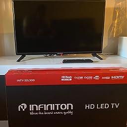 Amazon.es:Opiniones de clientes: TV LED INFINITON 50