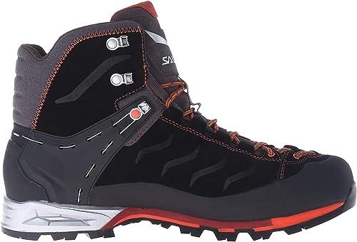salewa men's mountain trainer mid gtx hiking boots