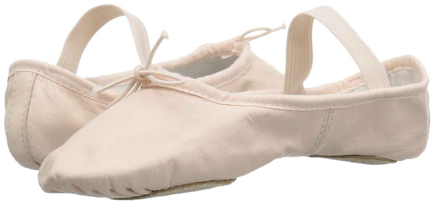 Bloch Dance Women's Dansoft Split Sole Dance Shoe, Theatrical Pink, 2.5 C US by Bloch (Image #6)