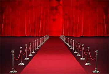 Amazon Com Aofoto 10x7ft Red Carpet Background Rope Barrier And Curtain Photography Backdrop Activity Arrangement Celebrate Festival Glamour Scene Kid Adult Artistic Portrait Photo Studio Props Vinyl Wallpaper Camera Photo